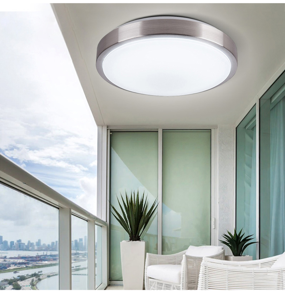 Ultra Thin LED Ceiling Lamp