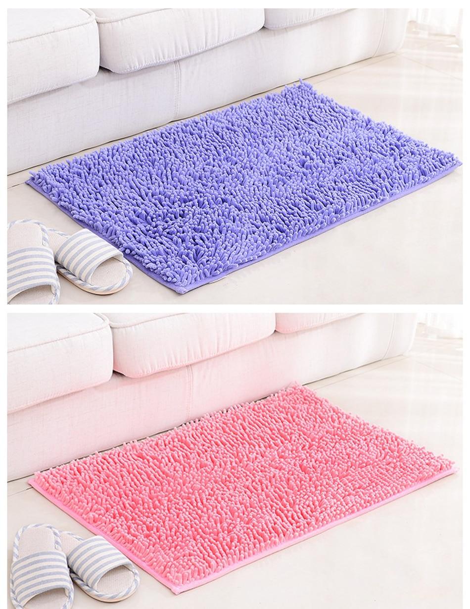 Non-Slip Soft Microfiber Bath Mat