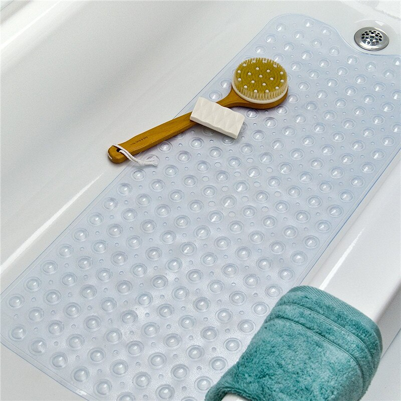 Non-Slip Massage Long Bath Mat