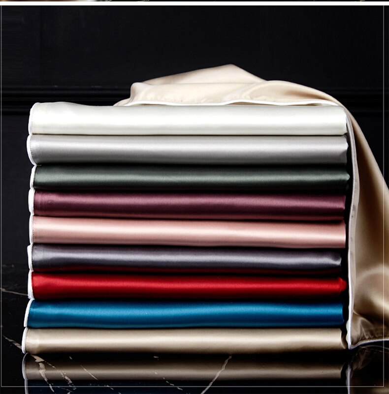 Hypoallergenic Classic Silk Pillow Case