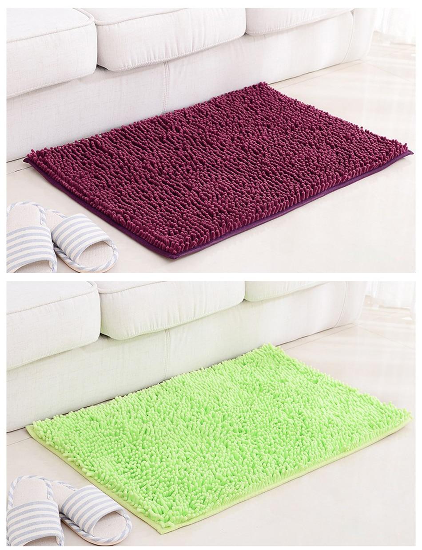 Non-Slip Microfiber Bath Carpet