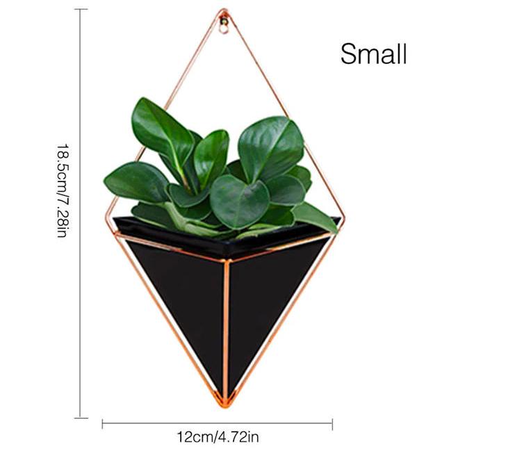 Creative Geometric Hanging Plants Vase