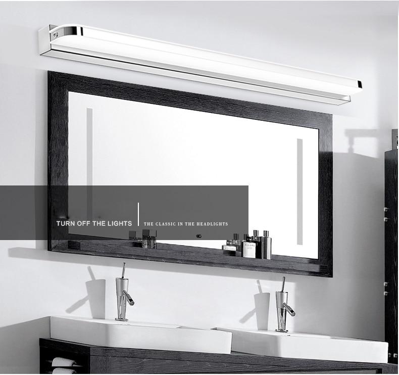 Modern Bathroom LED Mirror Light