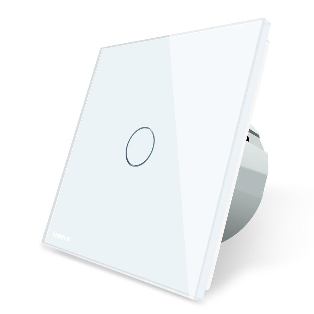 EU Standard Touch Wall Switch
