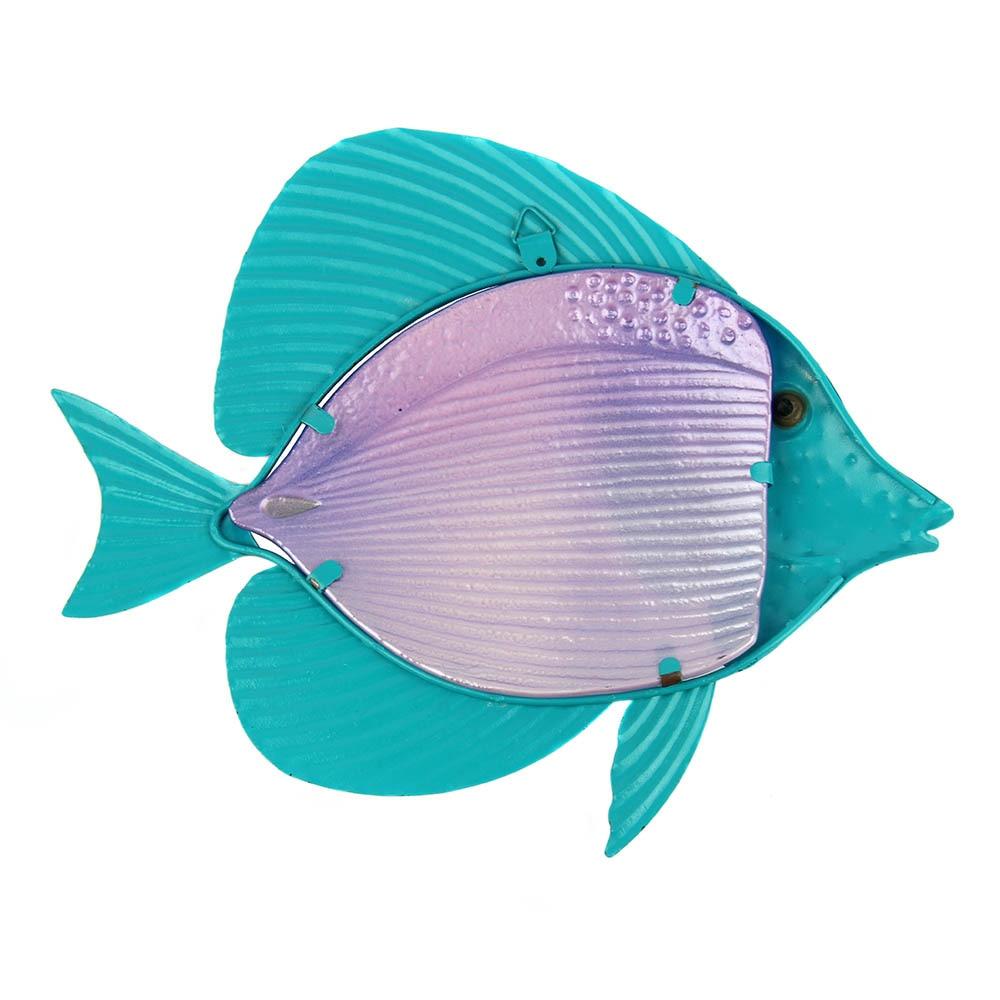 Garden Colorful Fish Sculpture