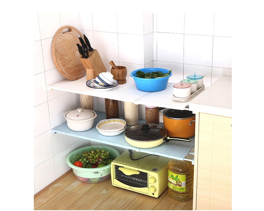 Adjustable Storage Shelf