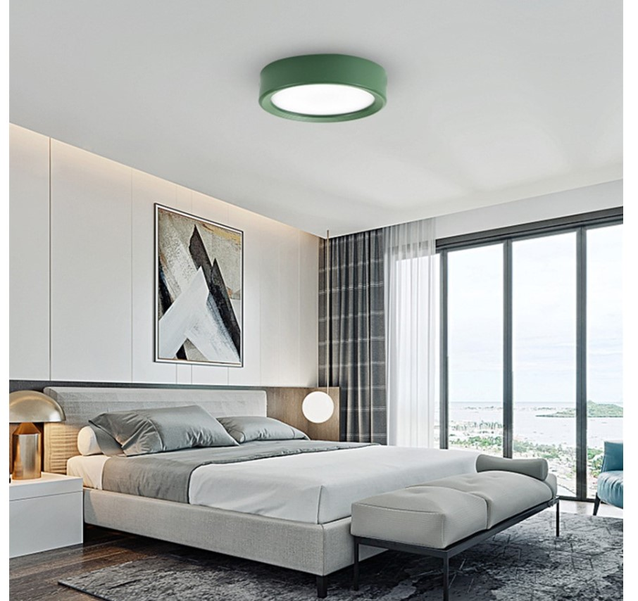 Nordic Style Round LED Downlight
