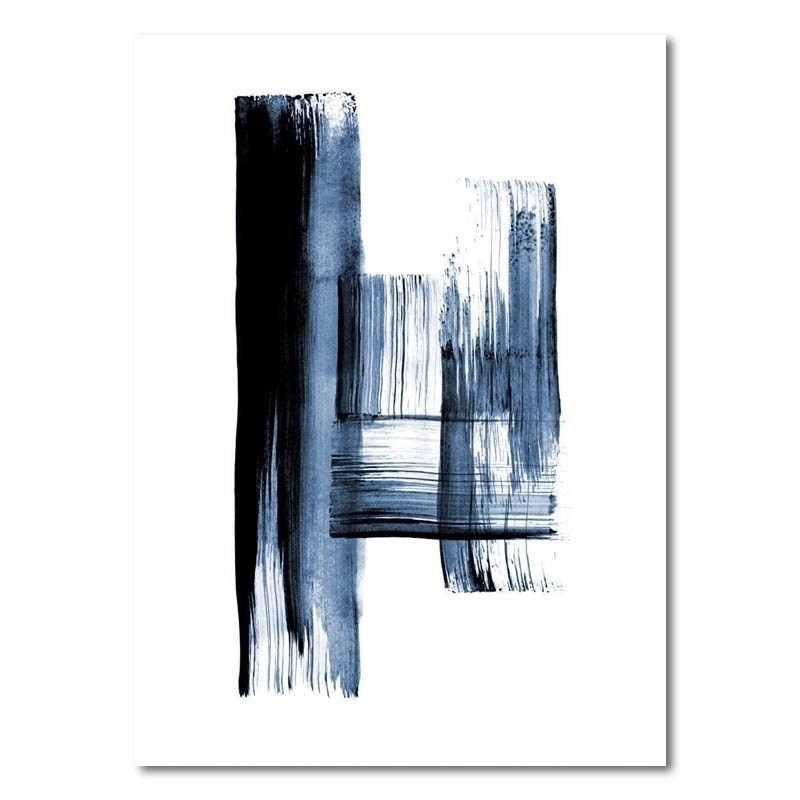 Abstract Minimalistic Wall Poster